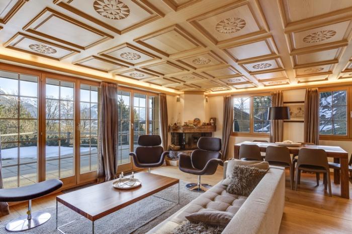 Appartement de 4 pi ces - Terrasses en ville un bel exterieur par d space studio ...